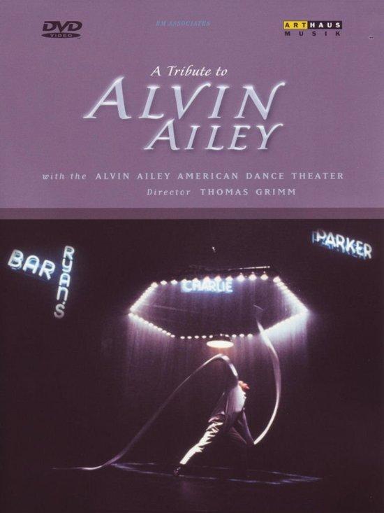 American Dance Theatre - A Tribute To Alvin Ailey