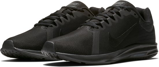 new product 66093 c237b Nike Downshifter 8 Hardloopschoenen Dames Hardloopschoenen - Maat 39 -  Vrouwen - zwart