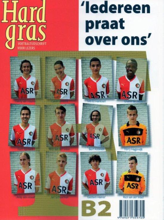 Cover van het boek 'Hard gras 90'