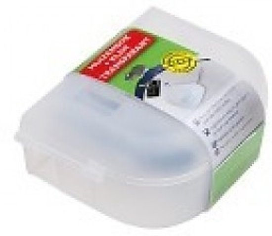 Luxan Muizenbox + Klem