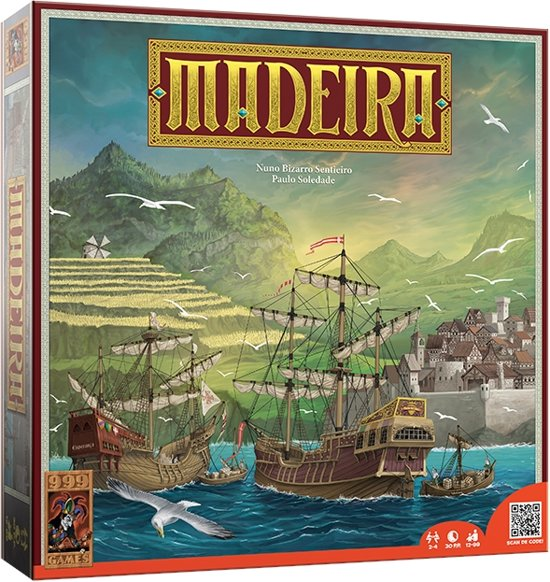 Madeira - Bordspel