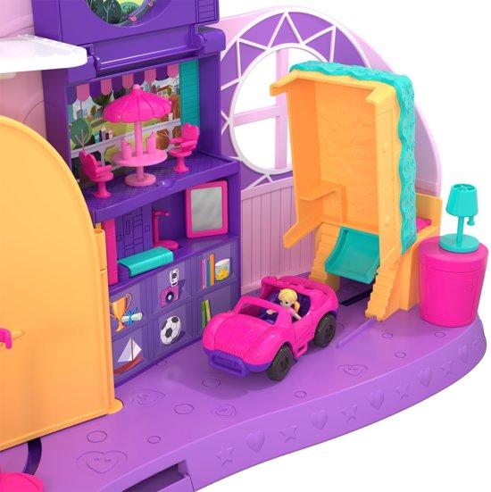 Polly Pocket Tiny Room - Speelfigurenset