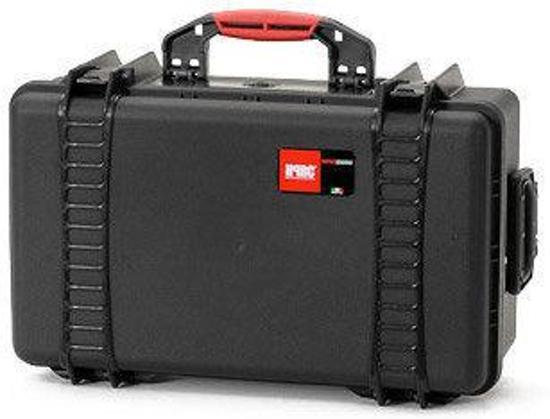 HPRC 2550EW 545x350x230 koffer leeg + wielen