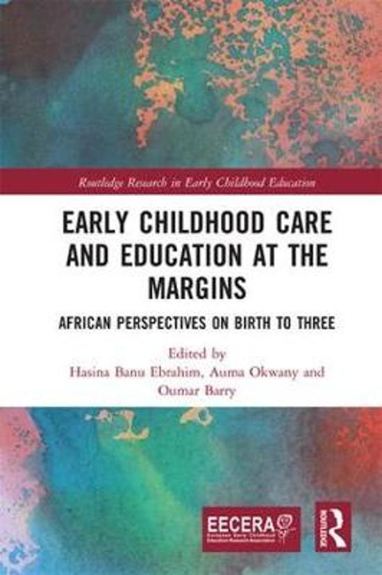 Early Childhood Care and Education at the Margins