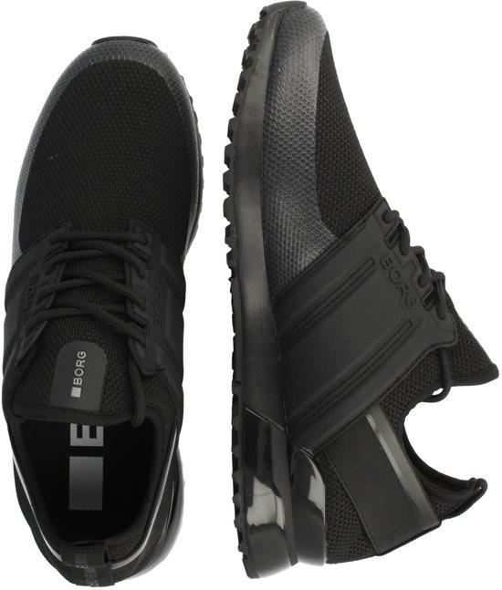 Borg Lage Low Sck Björn Sneakers Zwarte qf06AP6