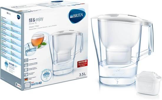 BRITA fill&enjoy Aluna XL Waterfilterkan - White