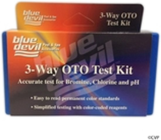 Watertester 3-way Oto test kit
