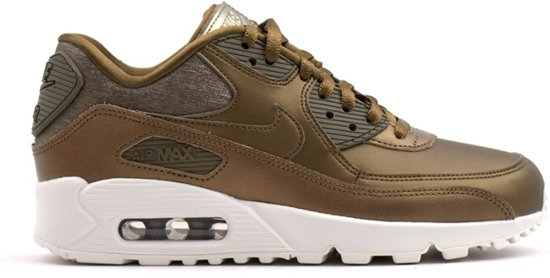 leren nike air max dames