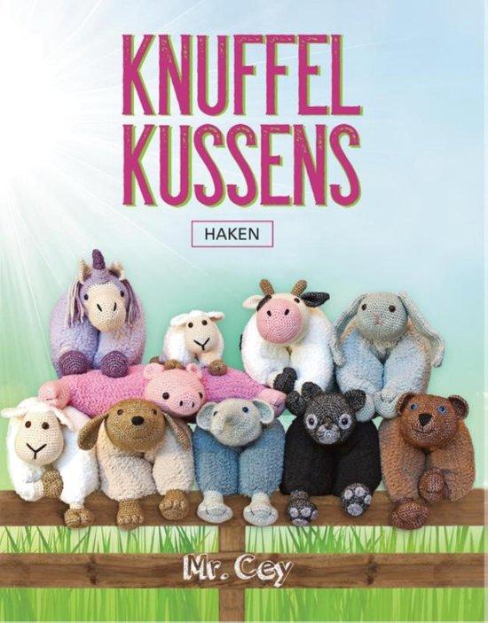 Bolcom Knuffelkussens Haken Mr Cey 9789491840043 Boeken