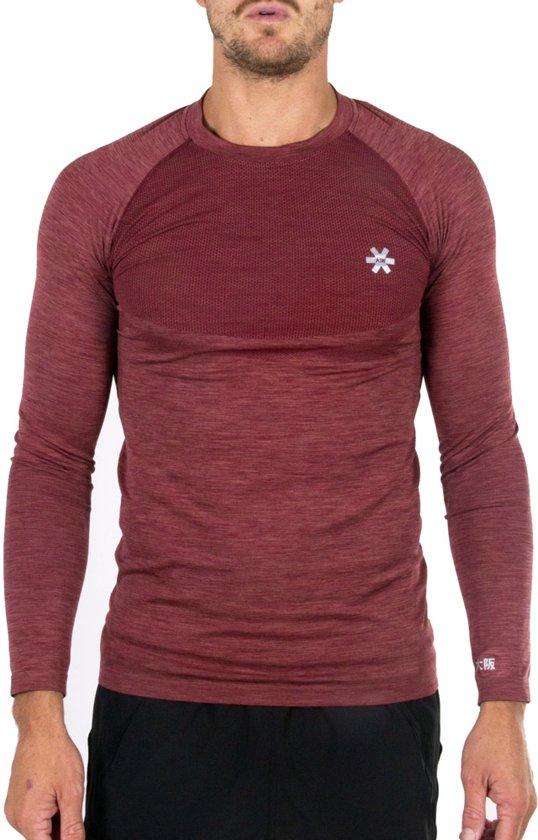 Knit Osaka Donker S Shirts T Men Tech Rood shirt qq1ZxErH