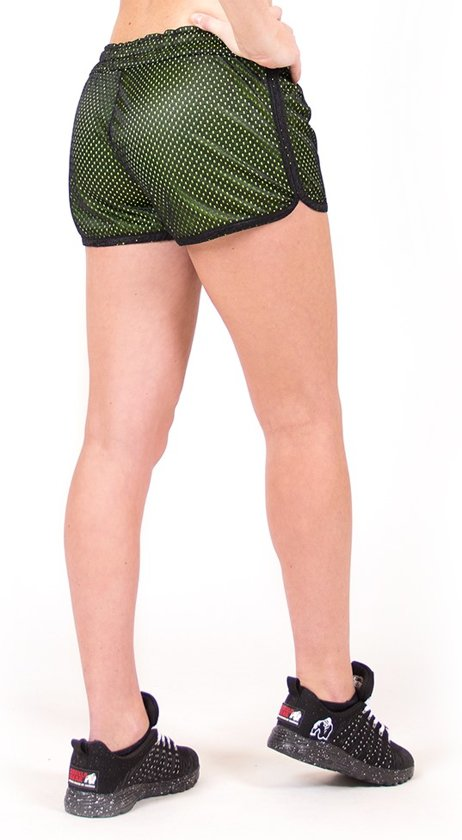 M lime Reversible Wear Madison Gorilla ShortsZwart OiukPZXT