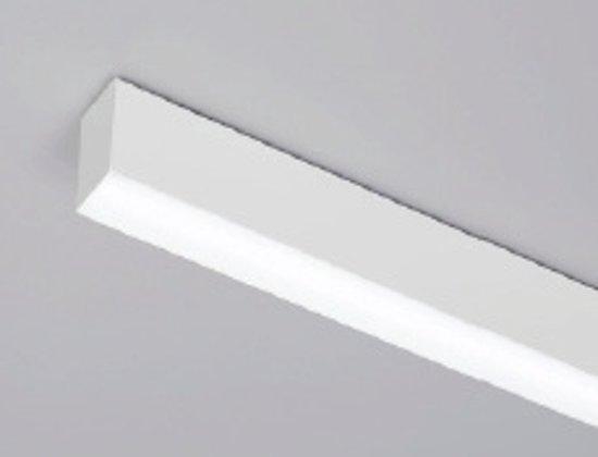bol.com | LINE PRO CEILING plafond opbouw COB 48W LED alu. anod.