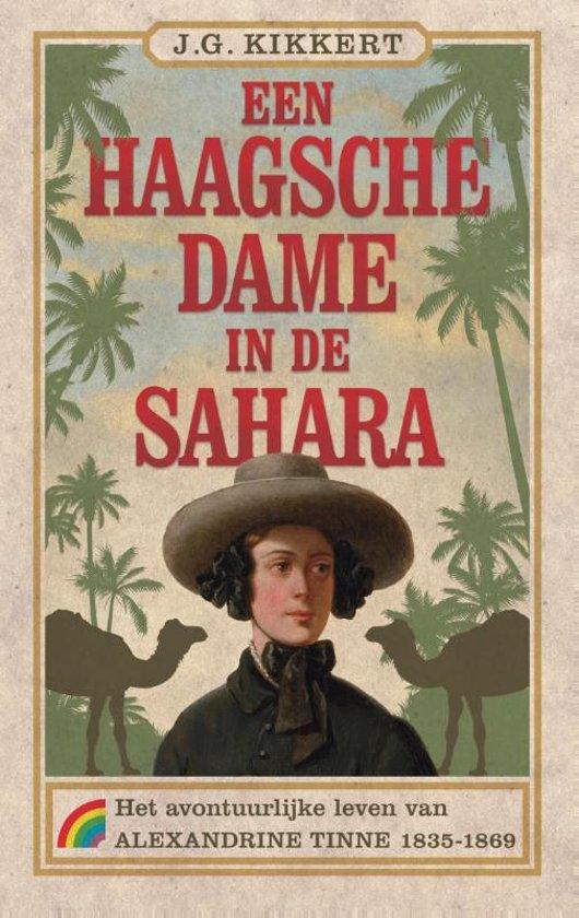 Een Haagsche dame in de Sahara