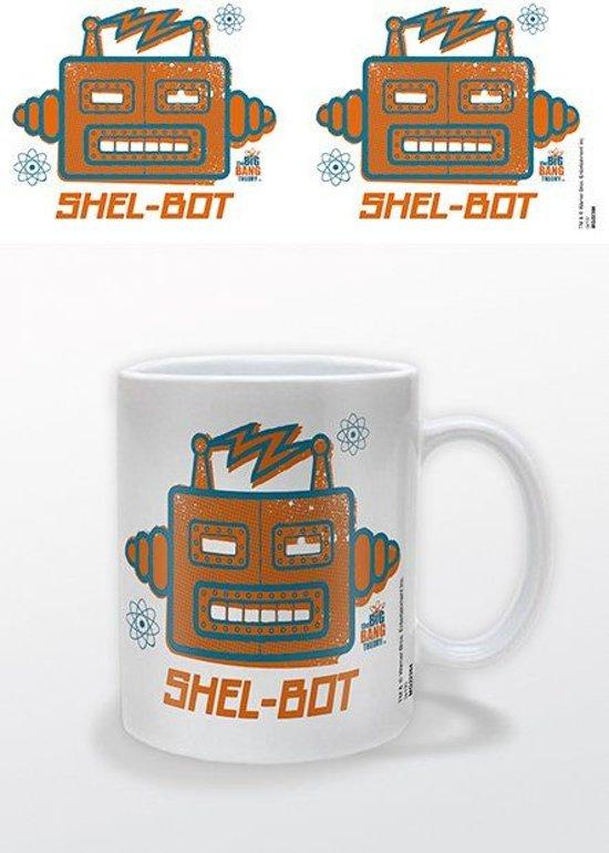 Big Bang Theory - Shel Bot