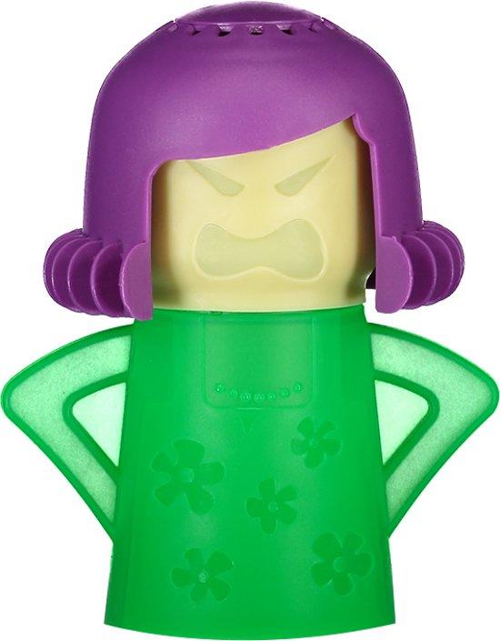 Angry Mama - Magnetron reiniger -Groen - Leuk als Sinterklaas cadeau