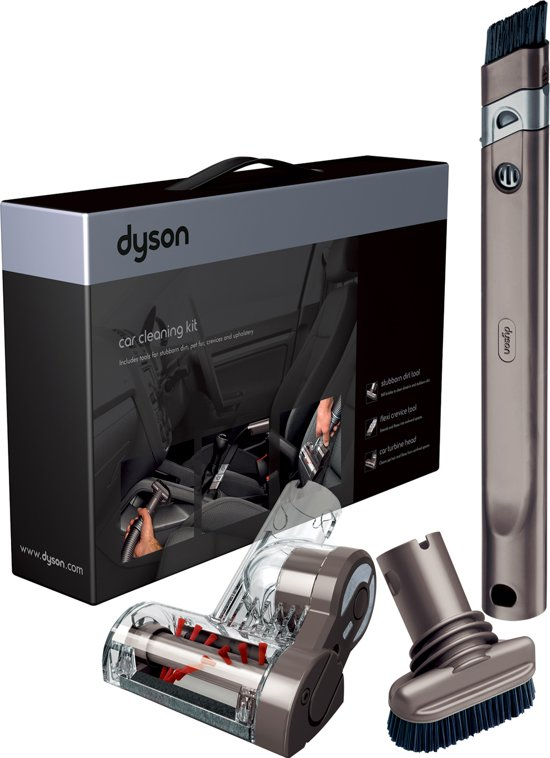 Dyson Car Cleaning Kit - Stofzuigermondstuk