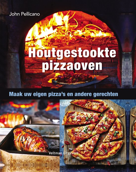 Houtgestookte pizzaoven
