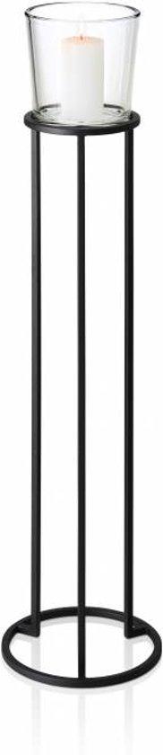 Blomus vloerkandelaar Nero medium 108 cm