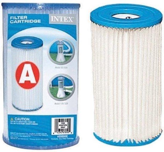 Type A filter - doos van 6 stuks