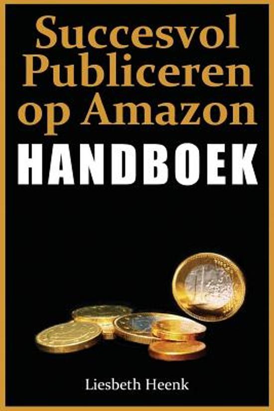 Succesvol publiceren op amazon - handboek