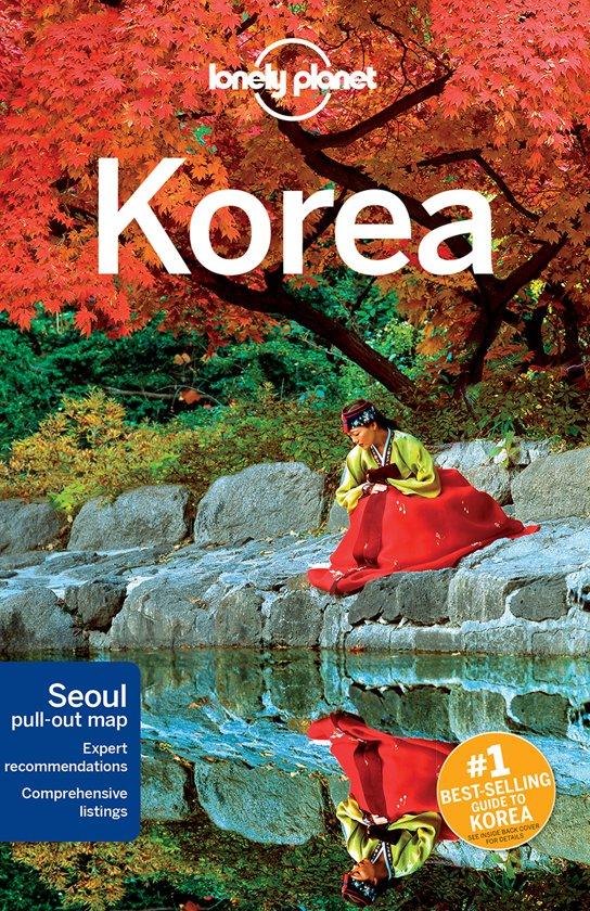 Lonely Planet Reisgids Zuid Korea