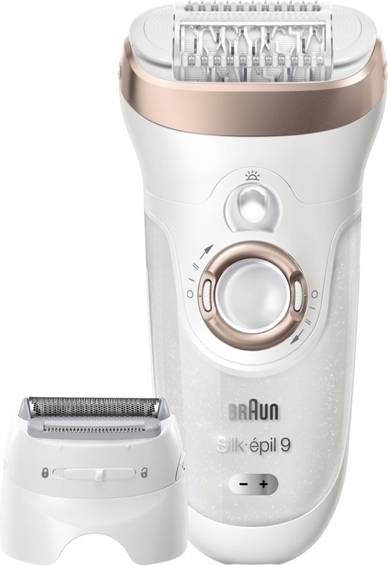 braun silk pil 9 9 561 nat en droog epilator. Black Bedroom Furniture Sets. Home Design Ideas