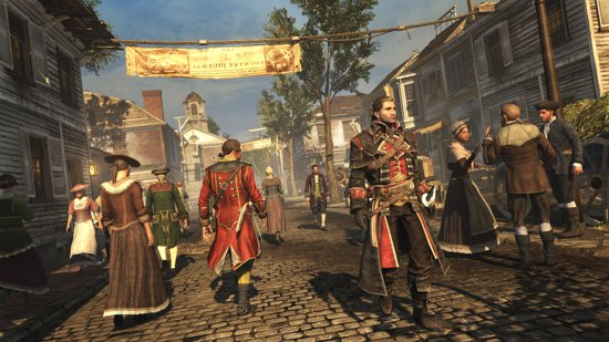 Assassin's Creed Rogue Remastered Xbox One