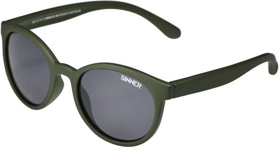 SINNER Kecil - Zonnebril - Kinderen - Donkergroen