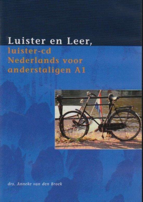 Luister en leer (luisterboek)