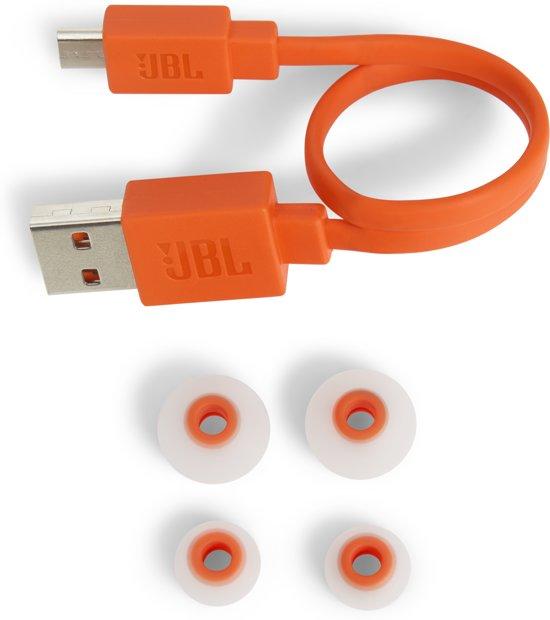 JBL T110BT Bluetooth Oordopjes