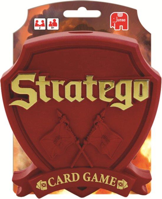 Afbeelding van het spel Stratego - Kaartspel