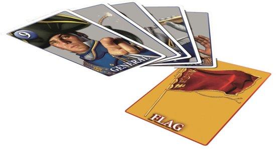 Thumbnail van een extra afbeelding van het spel Stratego - Kaartspel