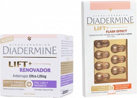 Diadermine Lift Renovador Dagcreme 50ml + Flash Effect