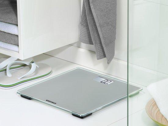 Soehnle - Personenweegschaal - STYLE Sense Compact 200 stone grey