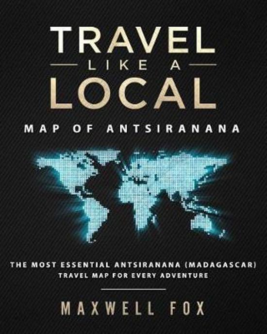 Travel Like a Local - Map of Antsiranana
