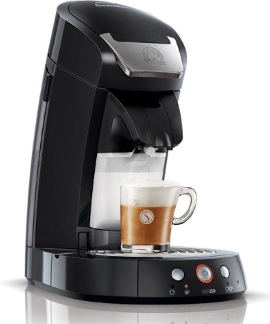 Senseo cappuccino maken