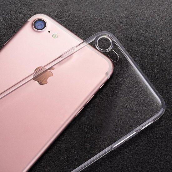 Mobigear Ultra Dun Transparant Hoesje iPhone 7 / 8