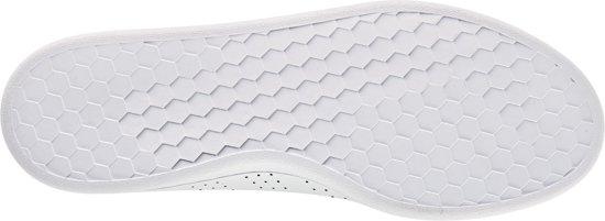 Wit groen Adidas 42 Maat Advantagesportschoenen Unisex vRYqw7Aq