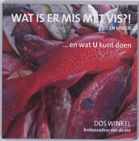 Wat is er mis met vis?! en visolie