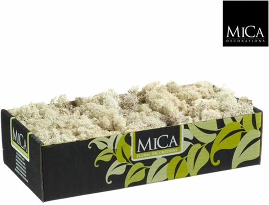 Mica Decorations rendiermos mica naturel 500gr