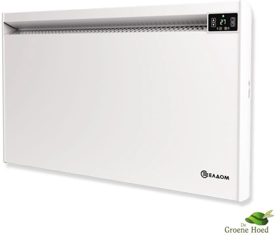Digitale wandconvector 1500 Watt in Doornhoek