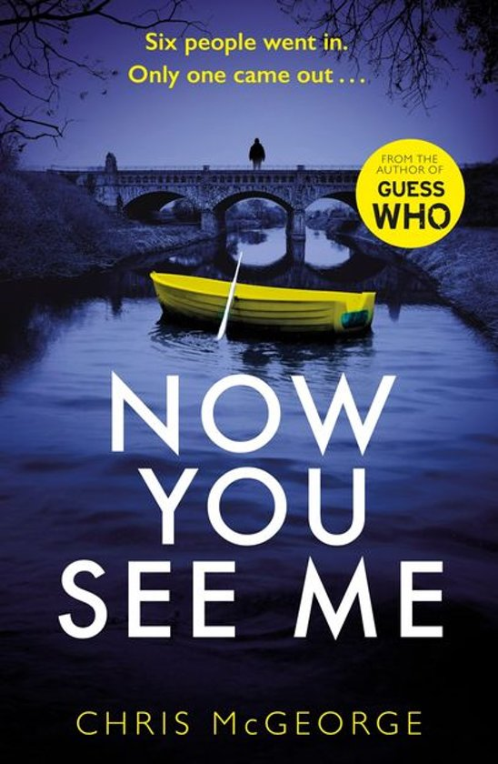 Boek cover Now You See Me van Chris McGeorge (Onbekend)