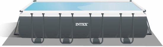 Intex Ultra XTR Frame zwembadset rechthoekig 549x274x132 cm 26356GN