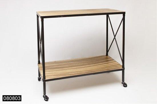 Tafel Over Bed : Tafel met wielen glazen tafel wielen salontafel langwerpig