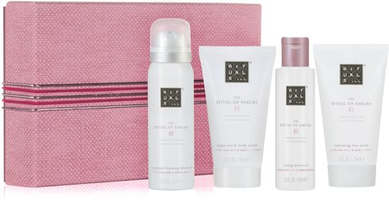 RITUALS The Ritual of Sakura geschenkset - Small - Cadeaupakket - Travelsize