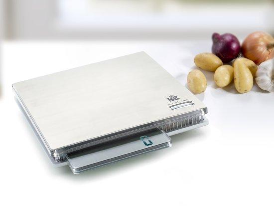 BK Keukenweegschaal - Tot 5 kg