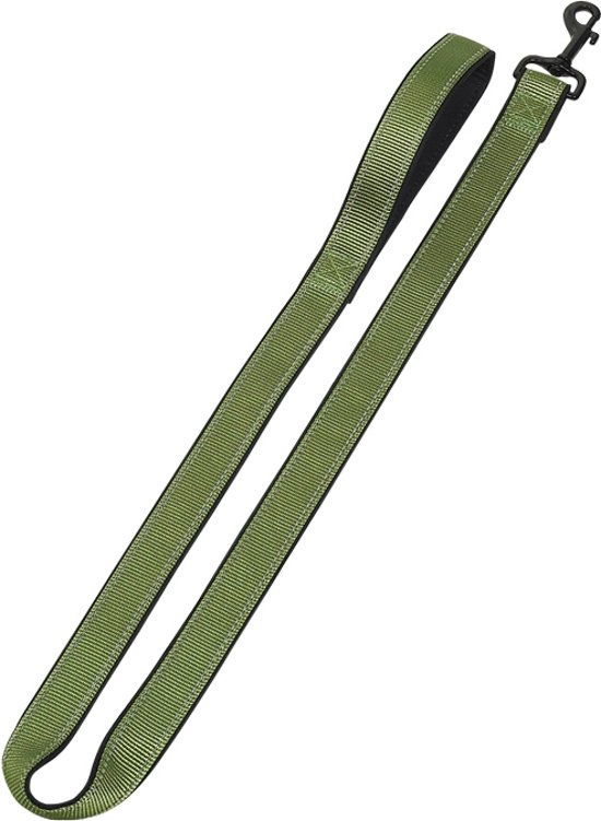 Nobby lijn classic reflect soft groen 120 x 2,5 cm - 1 ST