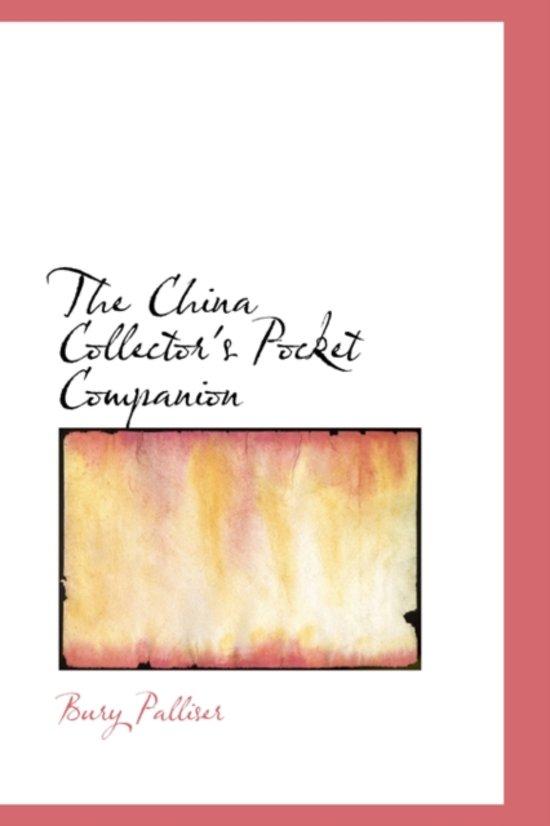 The China Collector's Pocket Companion