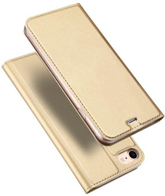 Apple iPhone 7 | 8 Hoesje Goud met Luxe Uitstraling in Saint-Servais