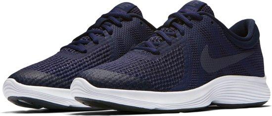 Nike Jongens Sneakers Revolution 4 (gs) - Blauw - Maat 36,5